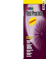 spectrumtest practice grade 5