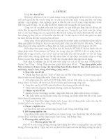 """""""Ứng dụng phần mềm Microstation và Famis trong việc thành lập bản đồ địa chính tờ bản đồ số một của xã Phú hiệp, huyện Tam Nông, tỉnh Đồng Tháp, 2012"""". potx"""
