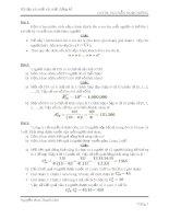 Bài tập xác xuất thống kê giáo viên nguyễn ngọc siêng