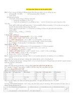 Bài tập môn quản trị dự án phần mềm pdf