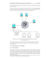 Điều khiển các thiết bị điện trong nhà qua mạng Internet docx