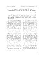 """báo cáo nghiên cứu khoa học  '""""trùng quang tâm sử"""" của phan bội châu và thể loại tiểu thuyết chương hồi chữ hán việt nam'"""
