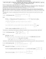 Tài liệu ôn tập toán ppsx