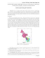 luận văn  'chính sách lãi suất và tác động của chính sách lãi suất đến nền kinh tế thị trường giai đoạn từ năm 2000 đến nay tại việt nam'
