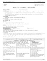 Bài 40. Dầu mỏ