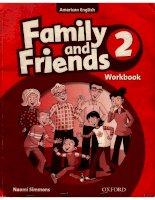 family 2 workbook