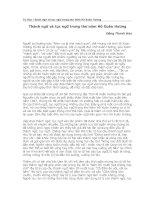 Tuyển tập văn 11 - phần 2