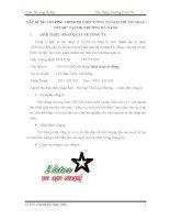 """Tiểu luận: XÂY DỰNG CHƯƠNG TRÌNH PR CHO """"CÔNG TY GIẢI TRÍ ÂM NHẠC 2!STAR"""" TẠI THỊ TRƯỜNG ĐÀ NẴNG pot"""