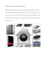 Mã hóa ổ đĩa ngoài trên Mac OS X Lion Sao lưu dữ liệu là một trong những bước pot