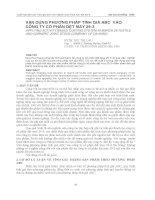 vận dụng phương pháp tính giá abc vào công ty cổ phần dệt may 29-3
