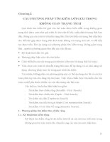 GIÁO TRÌNH TRÍ TUỆ NHÂN TẠO - CHƯƠNG 2:CÁC PHƯƠNG PHÁP TÌM KIẾM LỜI GIẢI TRONG KHÔNG GIAN TRẠNG THÁI pdf