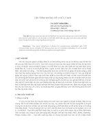 báo cáo khoa học  'lập trình nhúng với vi xử lý avr'