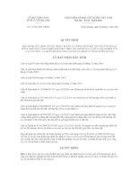 Quyết định số 07/2012/QĐ-UBND ppt