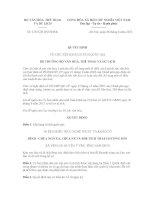 Quyết định số 2136/QĐ-BVHTTDL ppsx