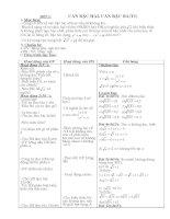 Giáo án TC Toán 9 ( tiết 3)