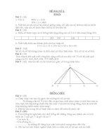 Bộ đề HSG lớp 3