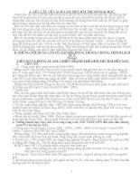 Giáo án bồi dưỡng học sinh giỏi Sử 9