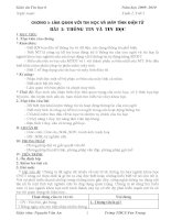 GIAO AN TIN 6 (Hoc Ki 2)