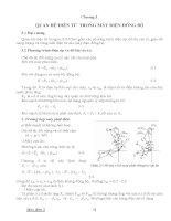 đồ án: thiết kế động cơ không đồng bộ, chương 3 ppt