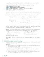 Fundamentals of english grammar third edition part 3 ppsx