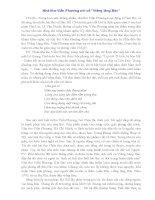 Nhà thơ Viễn Phương nói về