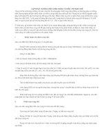 cập nhật hướng dẫn chẩn đoán và điều trị rung nhĩ