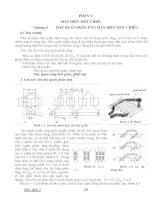 đồ án: thiết kế động cơ không đồng bộ, chương 6 ppsx