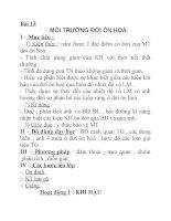 Địa lý lớp 7 bài 13 docx