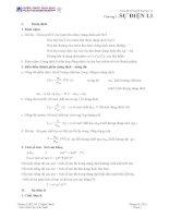 Lý thuyết và bài tập chương điện li pps