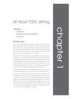 Peterson's master toefl writing skills part 3 doc