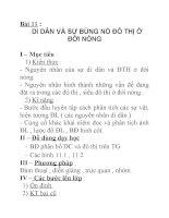 Địa lý lớp 7 bài 11 pot