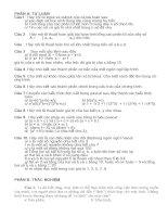 Bộ đề thi tin học 8