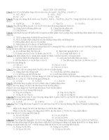 Chuyên đề bài tập về Nhôm pdf