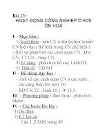 Địa lý lớp 7 bài 15 pdf
