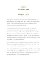 Ivanhoe- Sir Walter Scott- Chapter 2 (p2) doc
