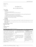 GIÁO ÁN VẬT LÍ 12CB ( 3 cột - Trọn bộ)