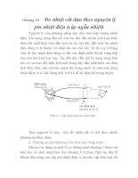 thiết kế hệ thống điều khiển thiết bị điện từ xa, chương 10 pps