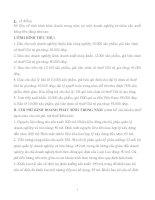 BAI tập THUẾ THU NHẬP DOANH NGHIỆP( 5 bài tập)