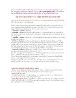 CƠ SỞ TẾ BÀO HỌC CỦA HIỆN TƯỢNG HOÁN VỊ GEN potx