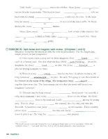 Fundamentals of english grammar third edition part 9 docx