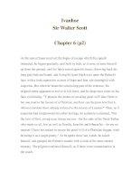 Ivanhoe- Sir Walter Scott -Chapter 6 (p2) doc
