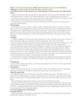 Tài liệu ôn thi HSG lý thuyết -sinh 9
