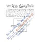 đồ án: thiết kế hệ thống điều khiển tự động, chương 5 doc