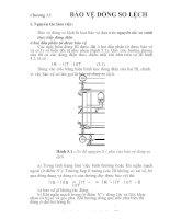 thiết bị bảo vệ và tự động hóa trong sản xuất, chương 11 pptx
