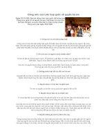 công ước của liên hợp quốc về quyền trẻ em