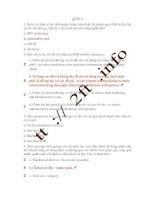 quiz6 1.tổng hợp các câu hỏi trắc nghiệm thương mại điện tử