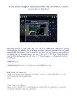 Hướng dẫn sử dụng phần mềm làm banner-Sothink SWF Easy 6.2