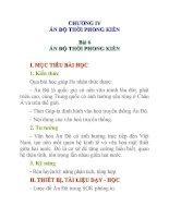 Lịch sử lớp 10 Bài 6 ppt