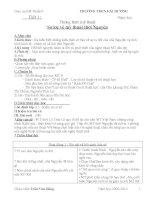 Giáo Án Mỹ Thuật 9(chuẩn)