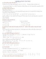 Toán học căn bản - Phần 3 pdf